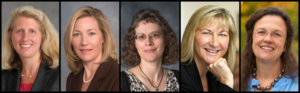 The New Women Fellows of the American Chemical Society