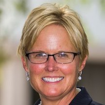 Susan Looney, the next president of Reading Area Community College